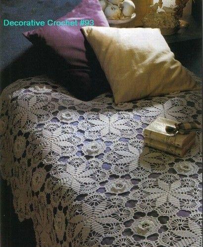 couvre lit avec ré édition couvre lit avec des ronds et fleurs   Le blog d hmk  couvre lit avec