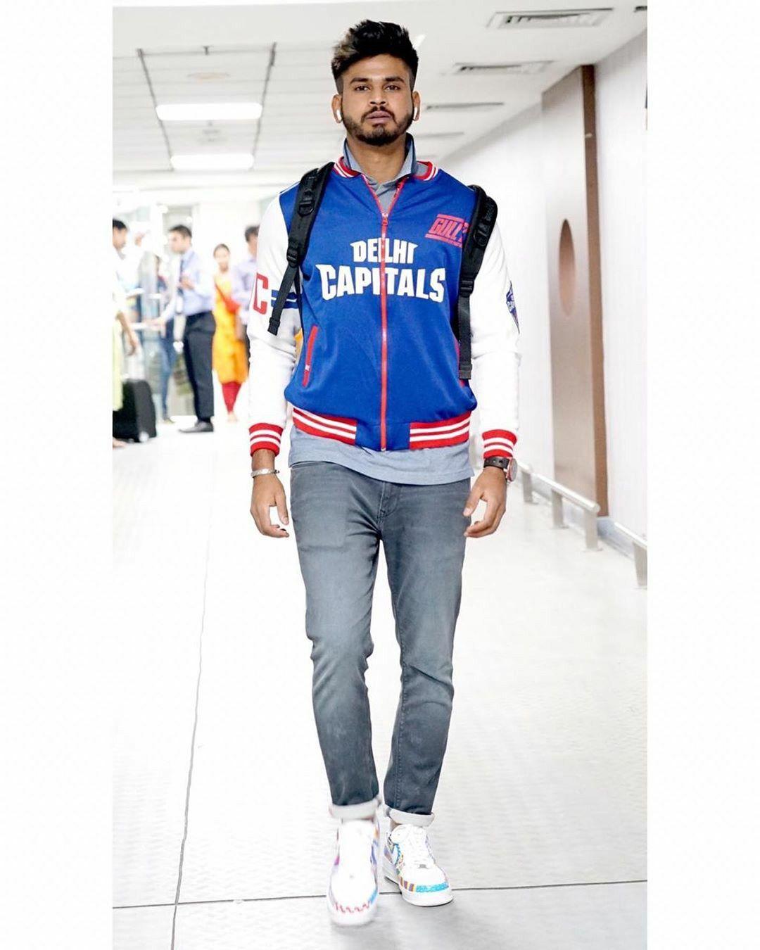 Shreyas Iyer ÇÅ🏏 Cricket sport, Sports stars, Sports