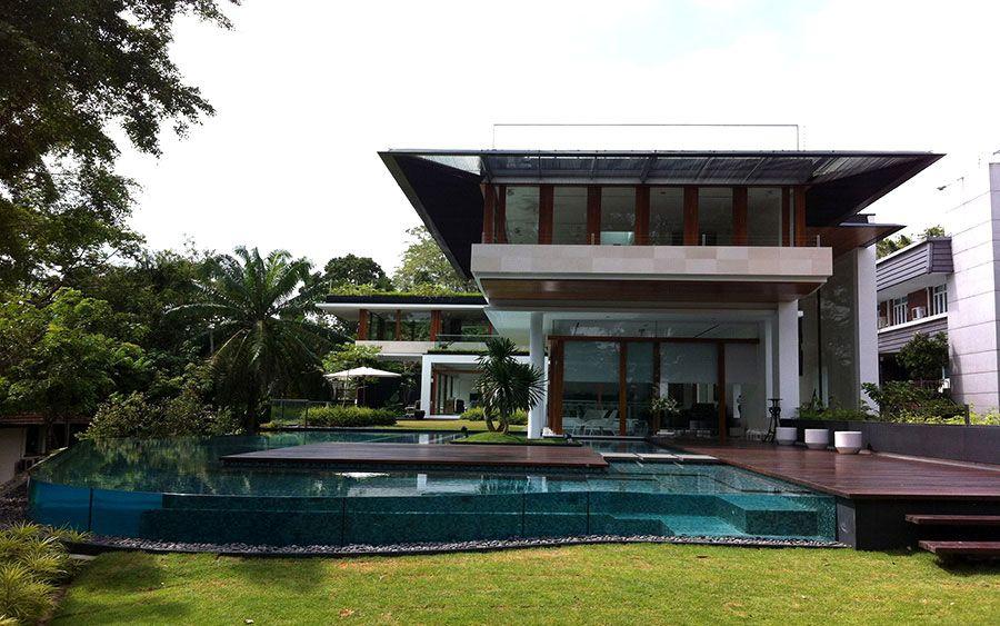 Dalvey Road By Guz Architects Architecture Design Bungalow