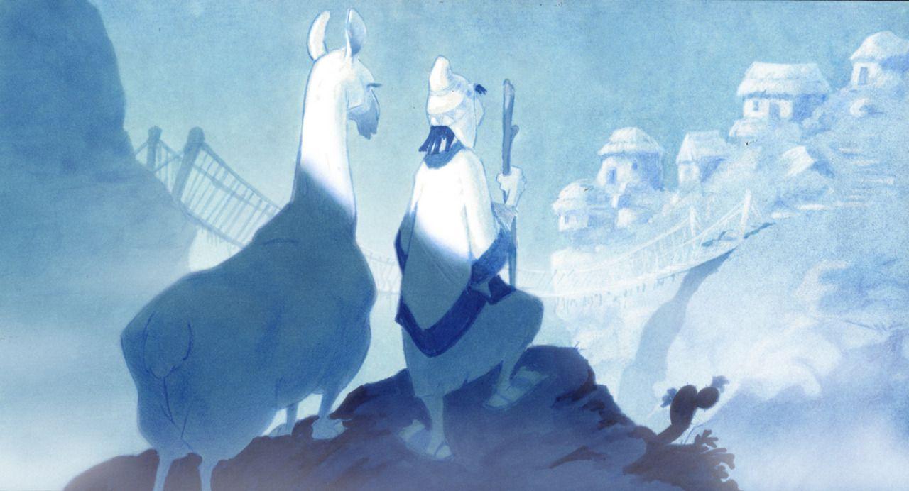 Kuzco, l'Empereur Mégalo [Walt Disney -2001] - Page 6 Ac048db71fec95ebe4726cdcbe888725