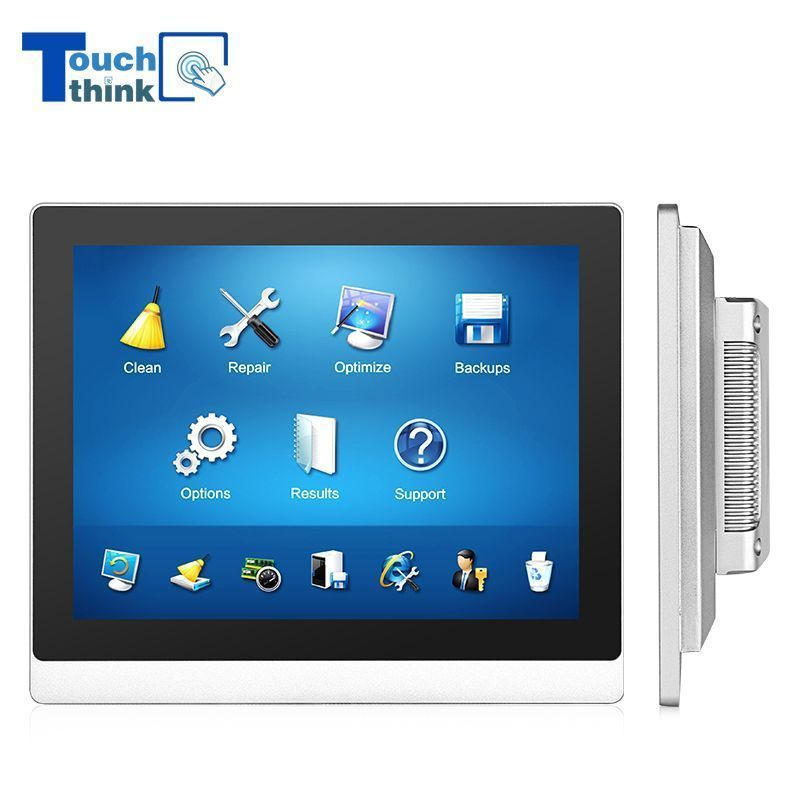 Industrial Monitor Touch Screen Displays Indoor Outdoor Use 10.4 #touchscreendisplay Touch Think 4th generation of high brightness, sunlight readable LCD industrial monitors with full viewable touch screen are ideal for used in any high light condition. Adopts advanced high bright TFT active matrix displays. Touch Think industrial monitors are ideal for most industrial, commercial needs, KIOSK, security, marine, military and vehicular applications.I. #touchscreendisplay Industrial Monitor Touch #touchscreendisplay