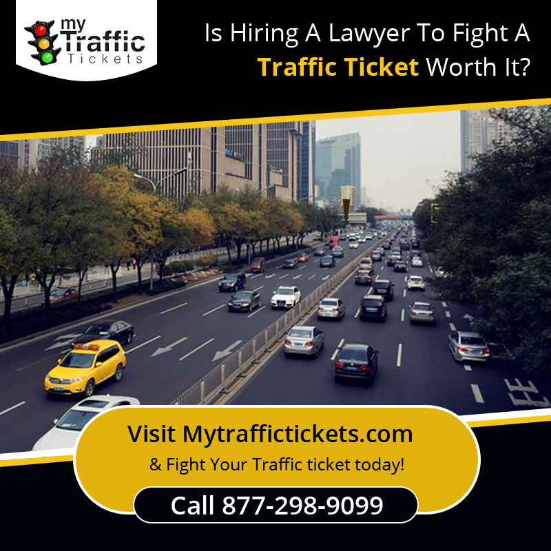 Is hiring a traffic ticket lawyer in pasadena tx a good