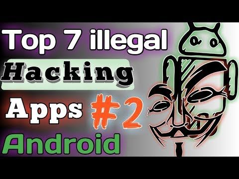 5 New Illegal Hacking Apps For Android Without Root! 2017