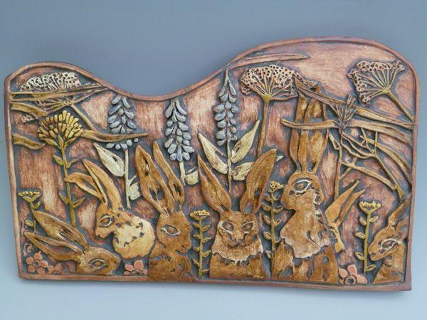 Artist Mary Gawlik Creates Ceramic Art Tiles
