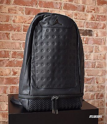 best website 16d30 0dde4 Nike Air Jordan 13 XIII Retro Black Cat Backpack 9A1898-023 ...