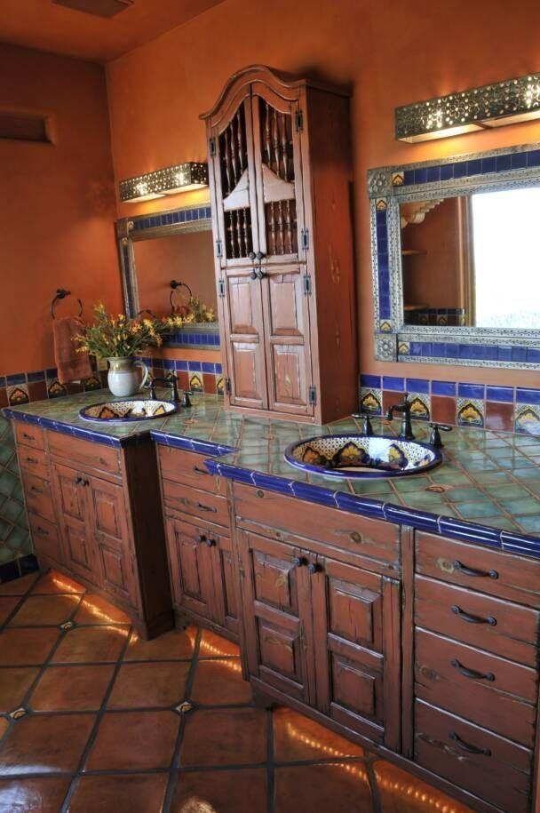 Interiorismo estilo mexicano casa pinterest estilo for Cocinas estilo mexicano