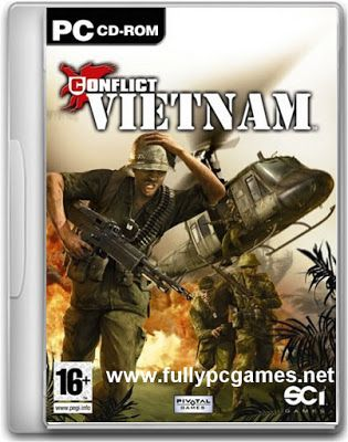 Conflict Vietnam PC Game Free Download Full Version Highly