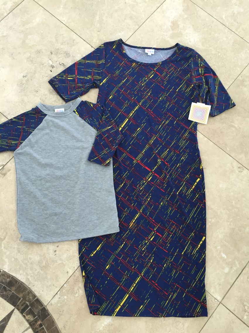 How to Create LuLaRoe Mommy and Me sets with your boys. Sloan and ...