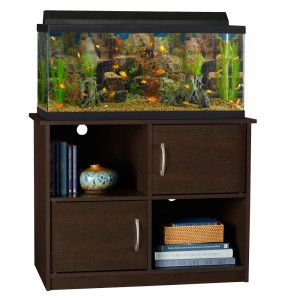 Top fin aquarium stand aquarium stand aquariums and for Petsmart fish tank stand