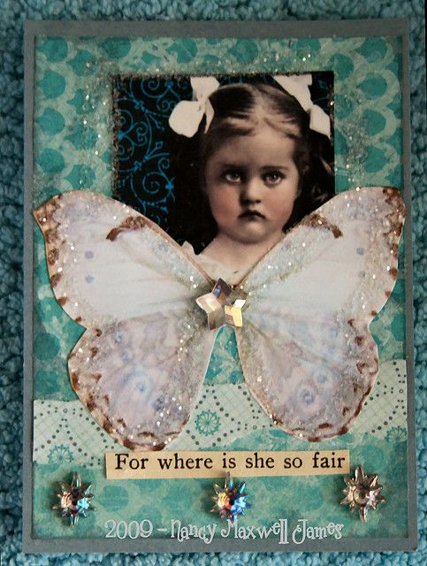 Fair Ice Fairy by Sugar Lump Studios, via Flickr