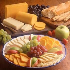 Cheese and Fruit Platter - Bing Images