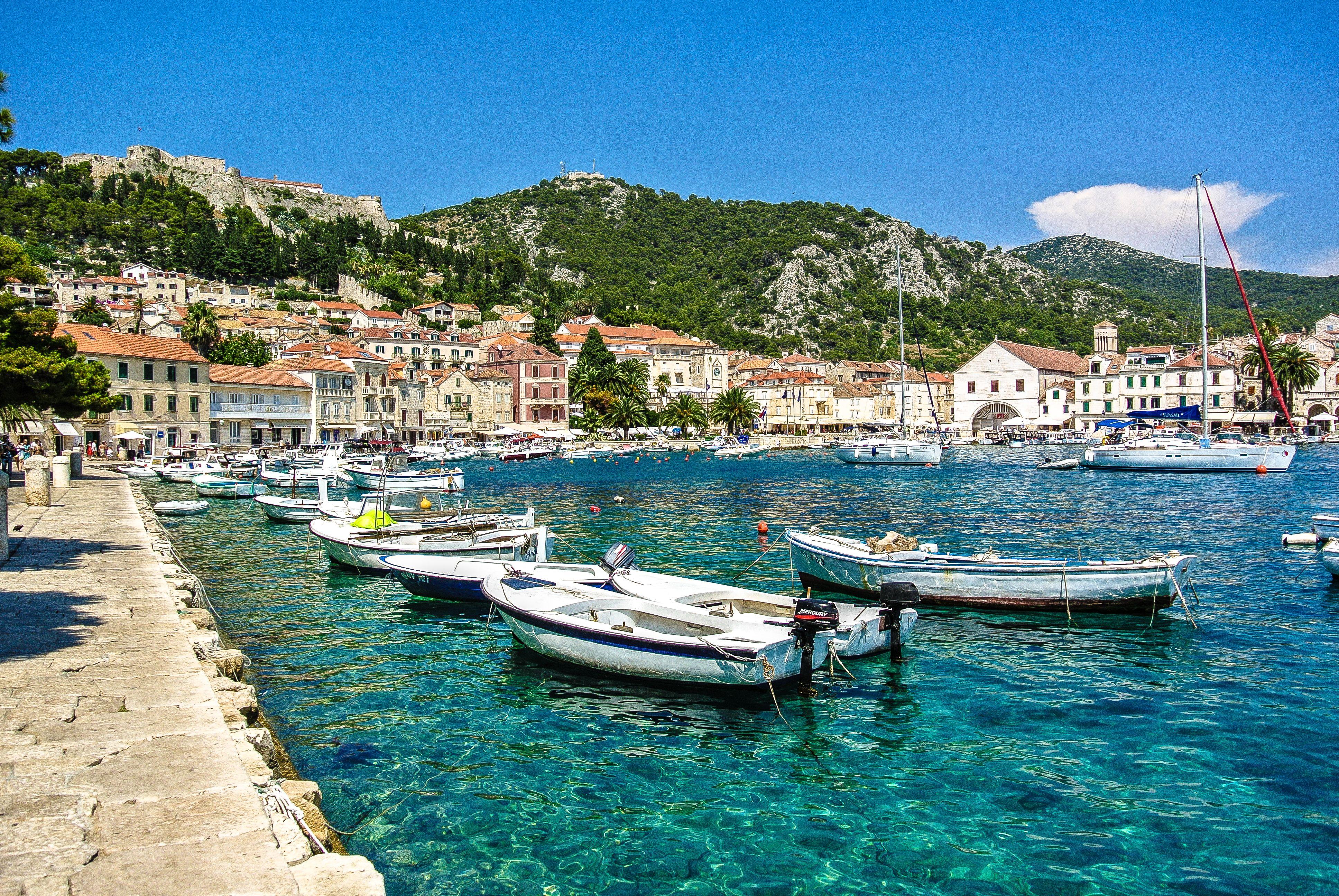Split + Hvar Croatian islands, Croatia, Paradise on earth
