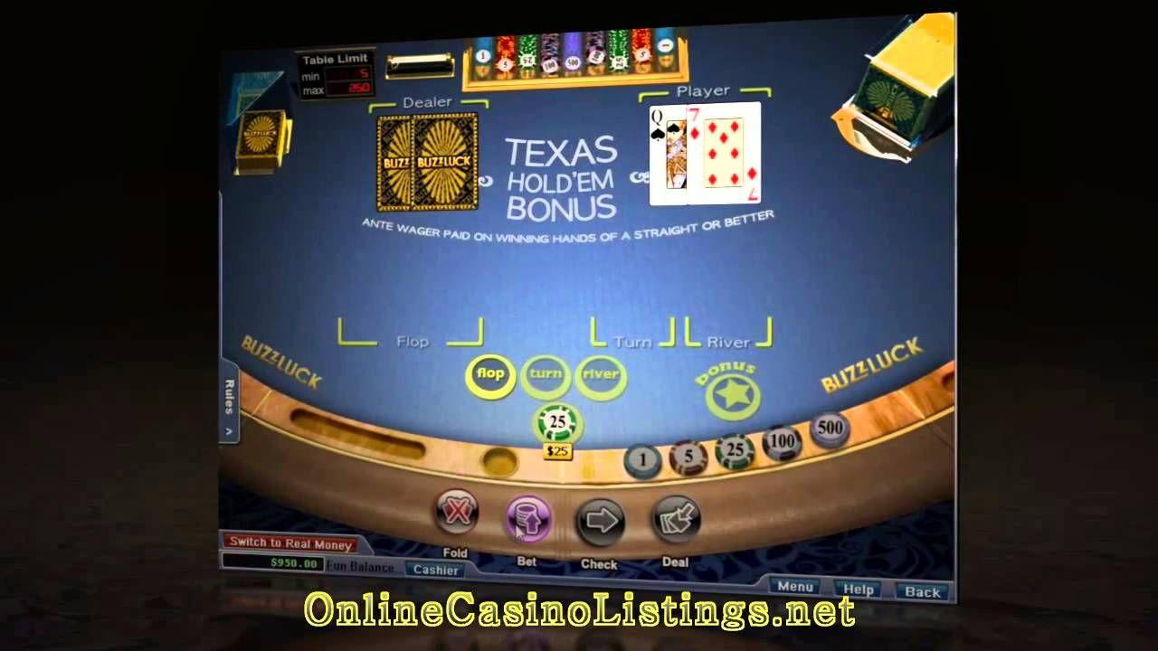 Youtube Casino Games