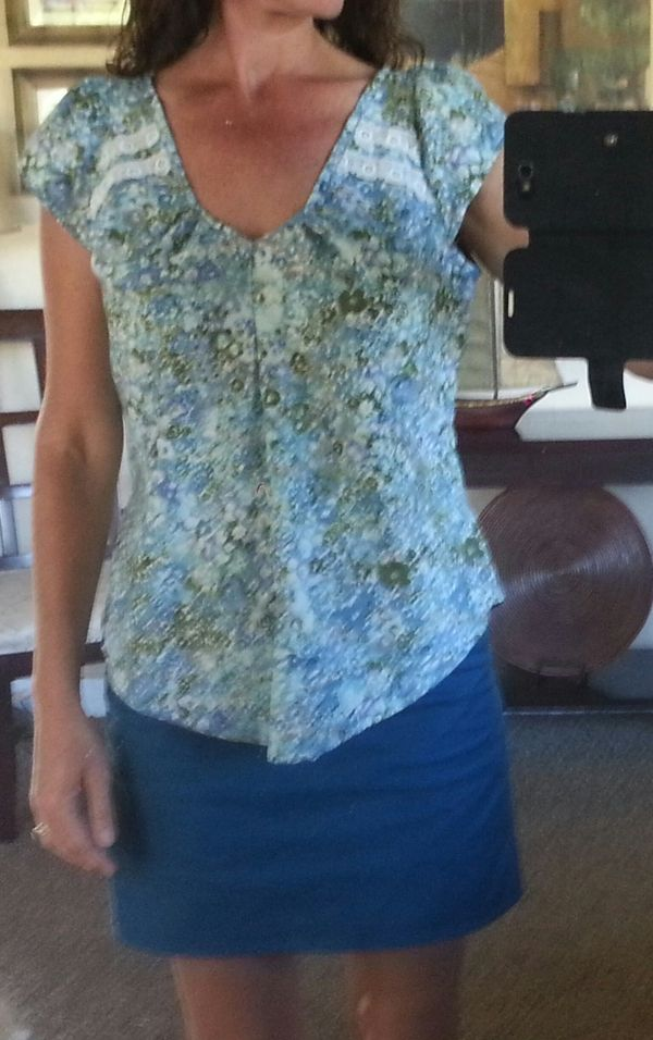 New Look Misses Top 6213 Pattern Review By Graciemay New Look