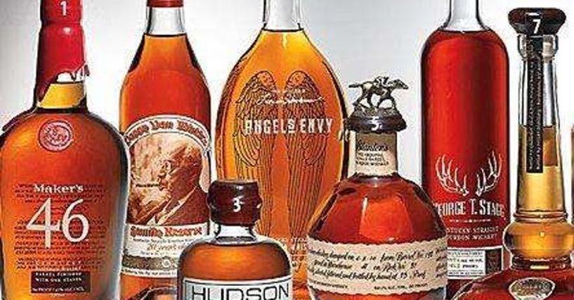 The Best Bourbon Brands Best bourbon brands, Bourbon brands