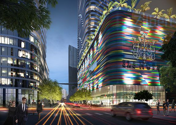 Sls Lux Is Located In The Heart Of Brickell Between Upcoming Brickell Citycentre S High End Retail And Restaurants Brickell Brickell City Centre Brickell Miami