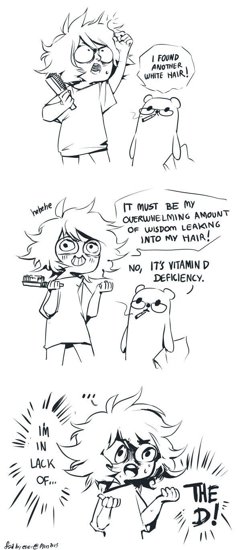 Fail by Error :: bring me the sunny d | Tapastic Comics