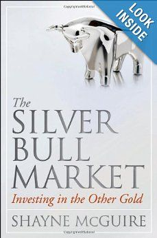 The Silver Bull Market: Investing in the Other Gold. For more information, click on the pin.