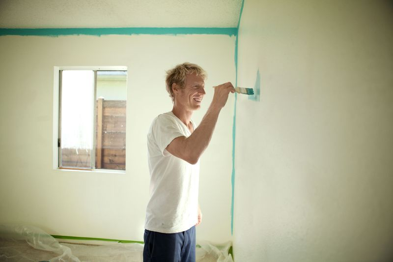 how to paint vinyl mobile home walls like a pro painting walls