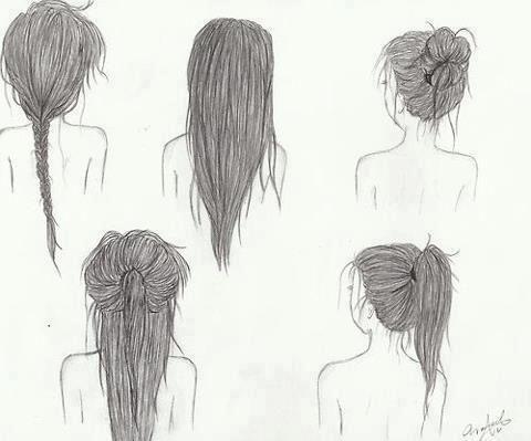 Distintos estilos para el cabello.