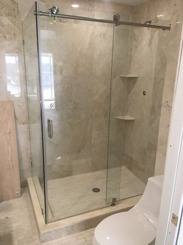 Alpha Frameless Shower Frameless Shower Enclosures Glass Tub