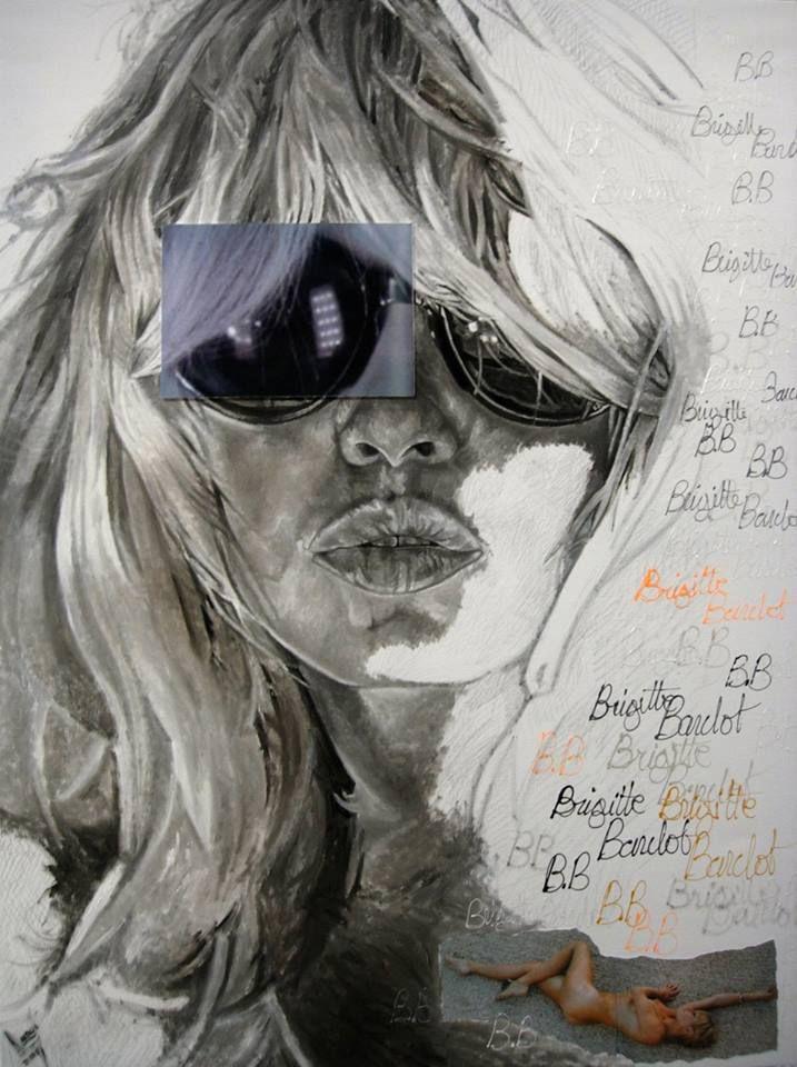 Brigitte Bardot par Natacha Toutain