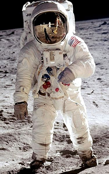 Neil Armstrong The First Man To Walk On The Moon Apollo