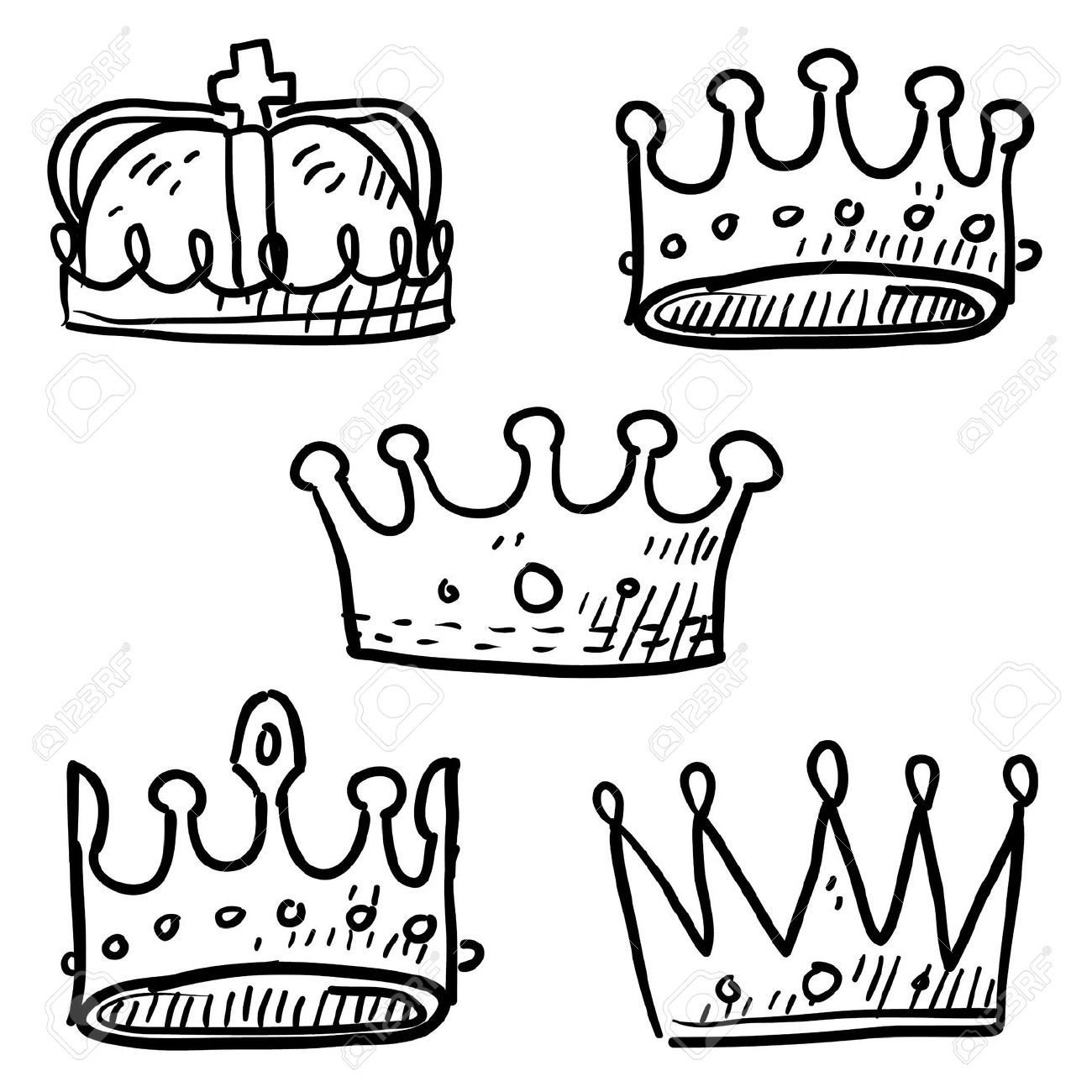 Image Result For Royal Doodles Crown Drawing Line Doodles Bible Art Journaling