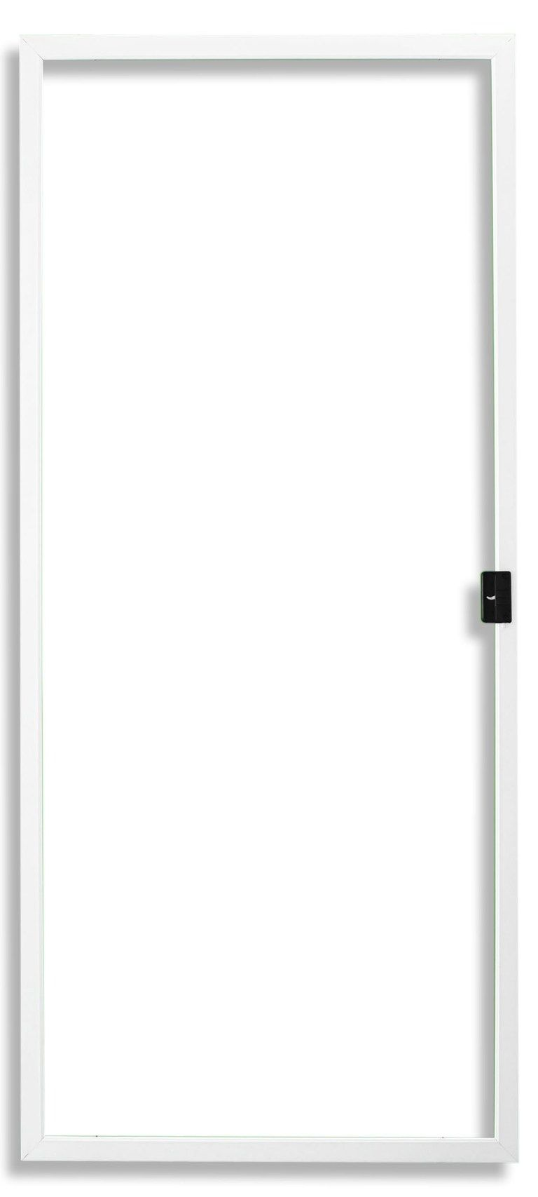 Sliding Screen Door Is In Stock Made To Install Easily In Houses And Apartments In 2020 Screen Door Sliding Screen Doors Patio Screen Door