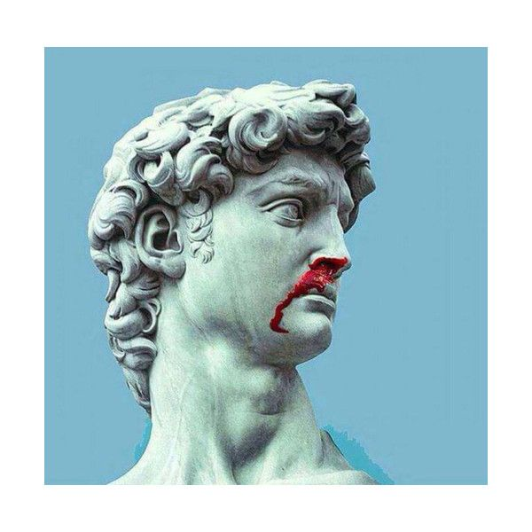 Love Me Or Die Liked On Polyvore Featuring Backgrounds And Pic Ancient Statues Art Sculptures