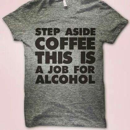 Step Aside...