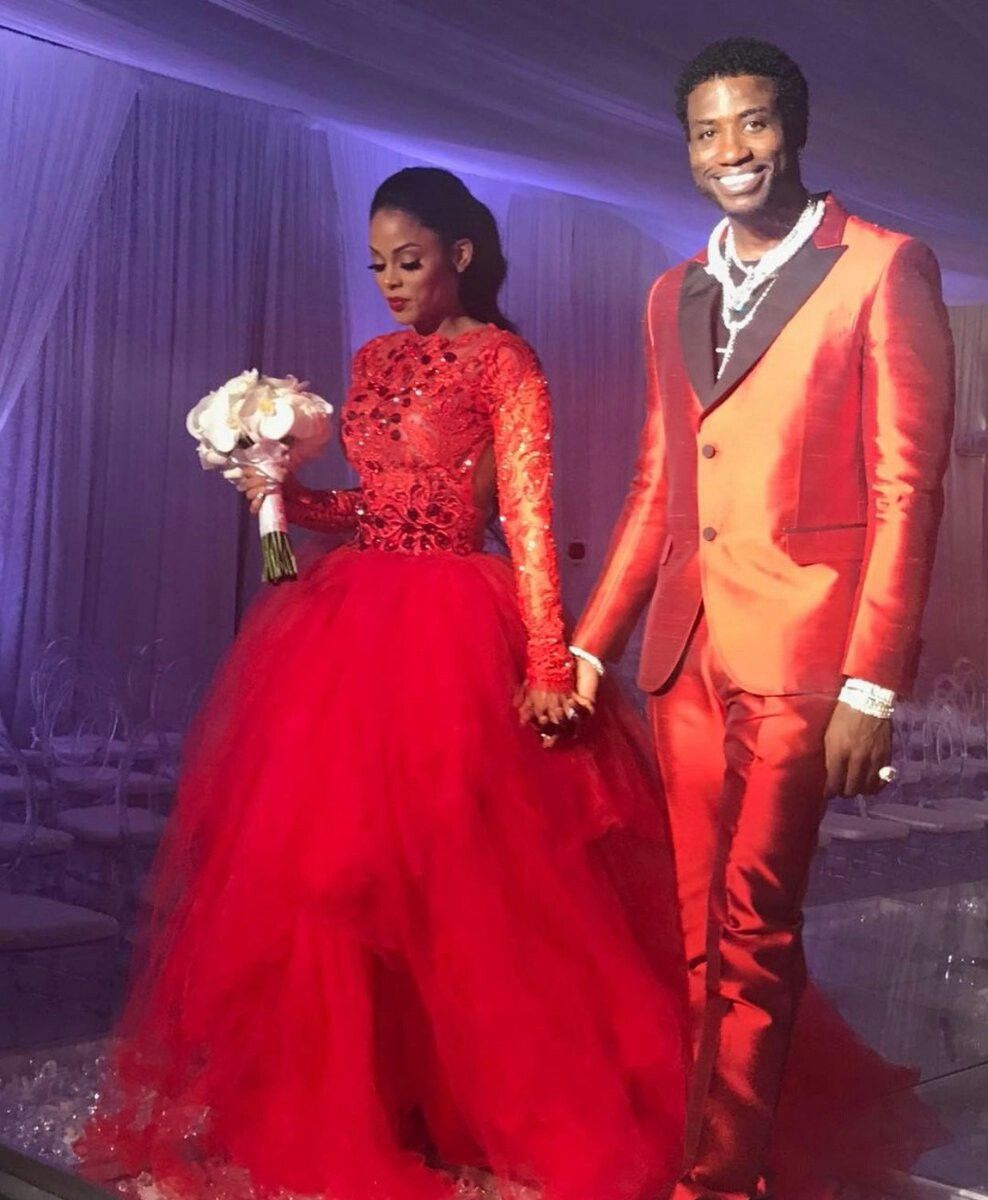 Gucci mane wife wedding dress  Keyshia Kauoir u Gucci  Wedding Rehearsal Dinner   Outfits