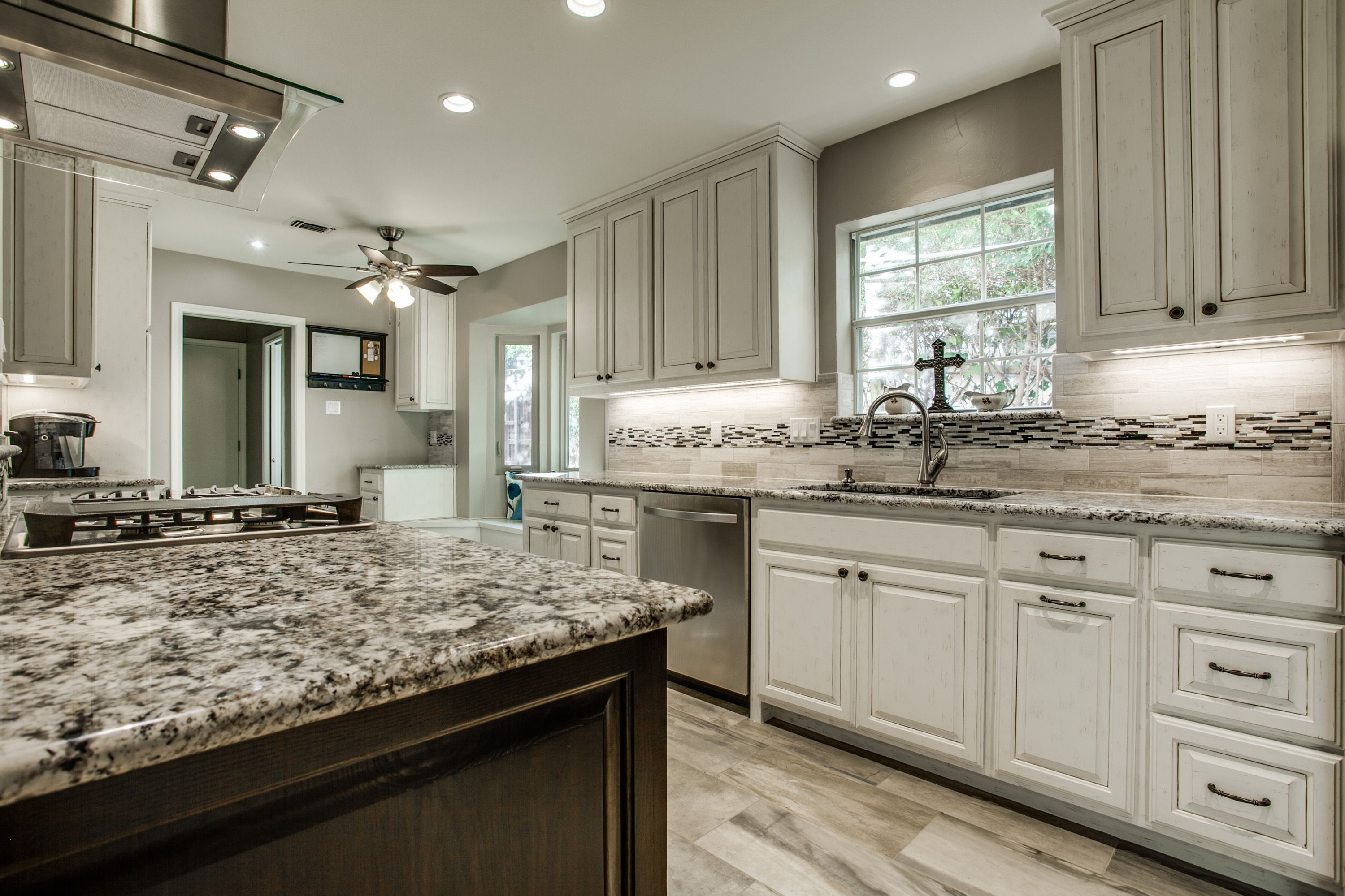 Another view of My BEAUTIFUL Kitchen!