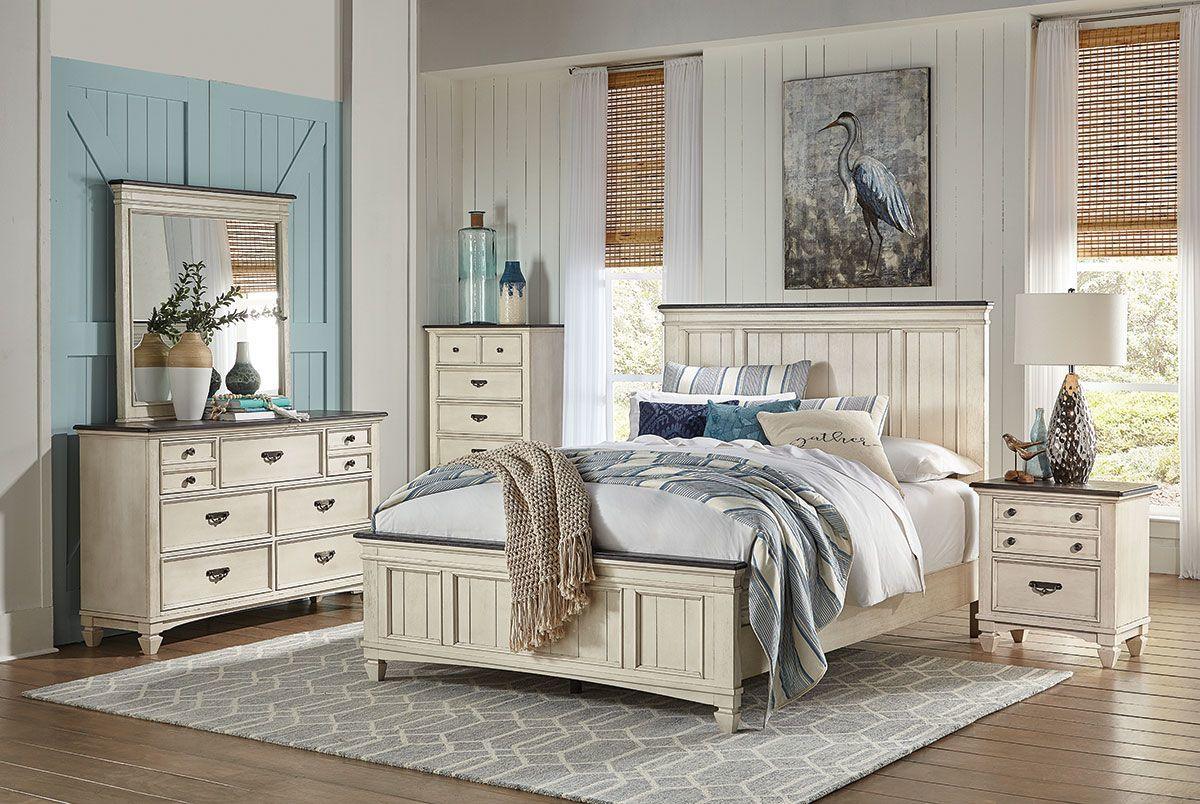 Brookside 5 Piece King Bedroom Set In 2020 With Images King