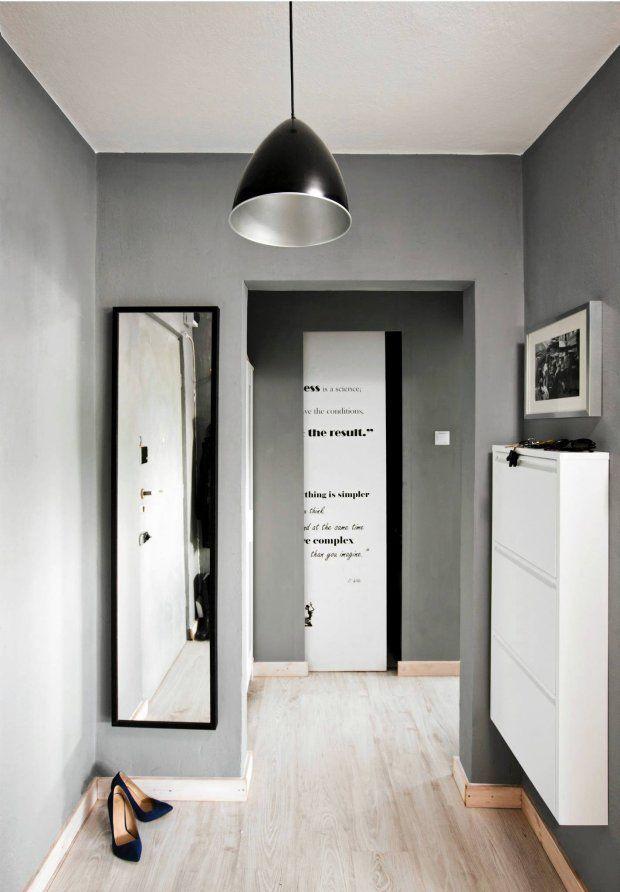 Przesuwane Drzwi Do łazienki Sprawdzają Się W Wąskim