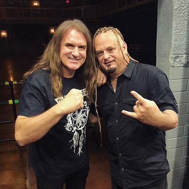 Great hangs with #DavidEllefson at the Arizona show! # ...