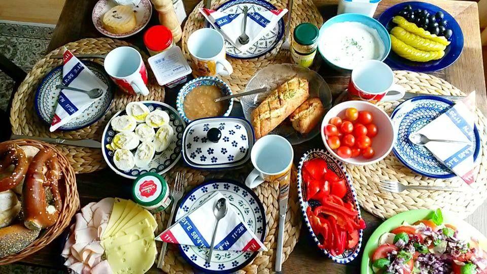#juju breakfast