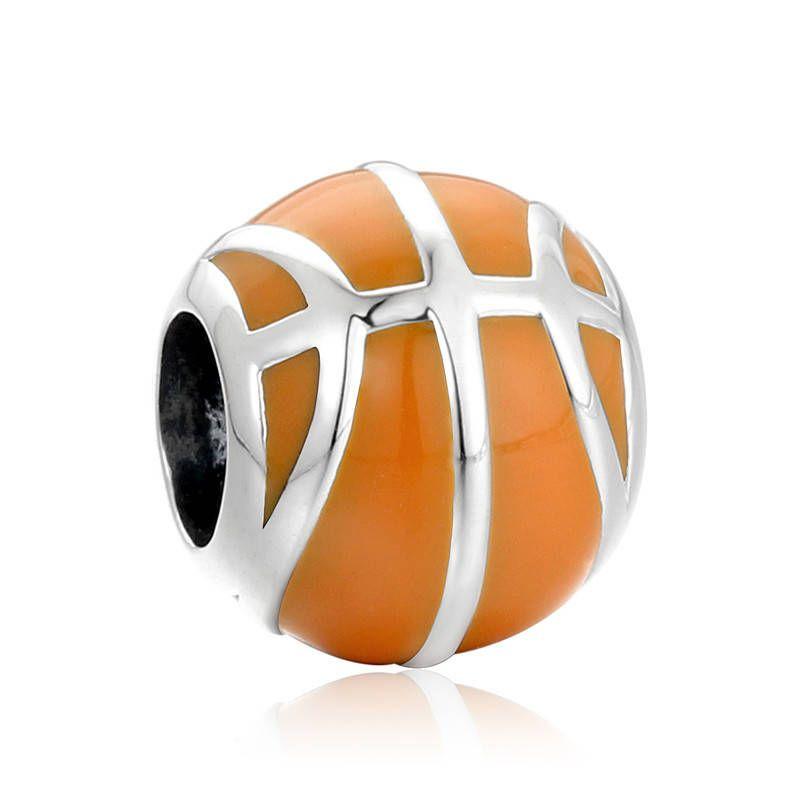ciondolo pandora basket