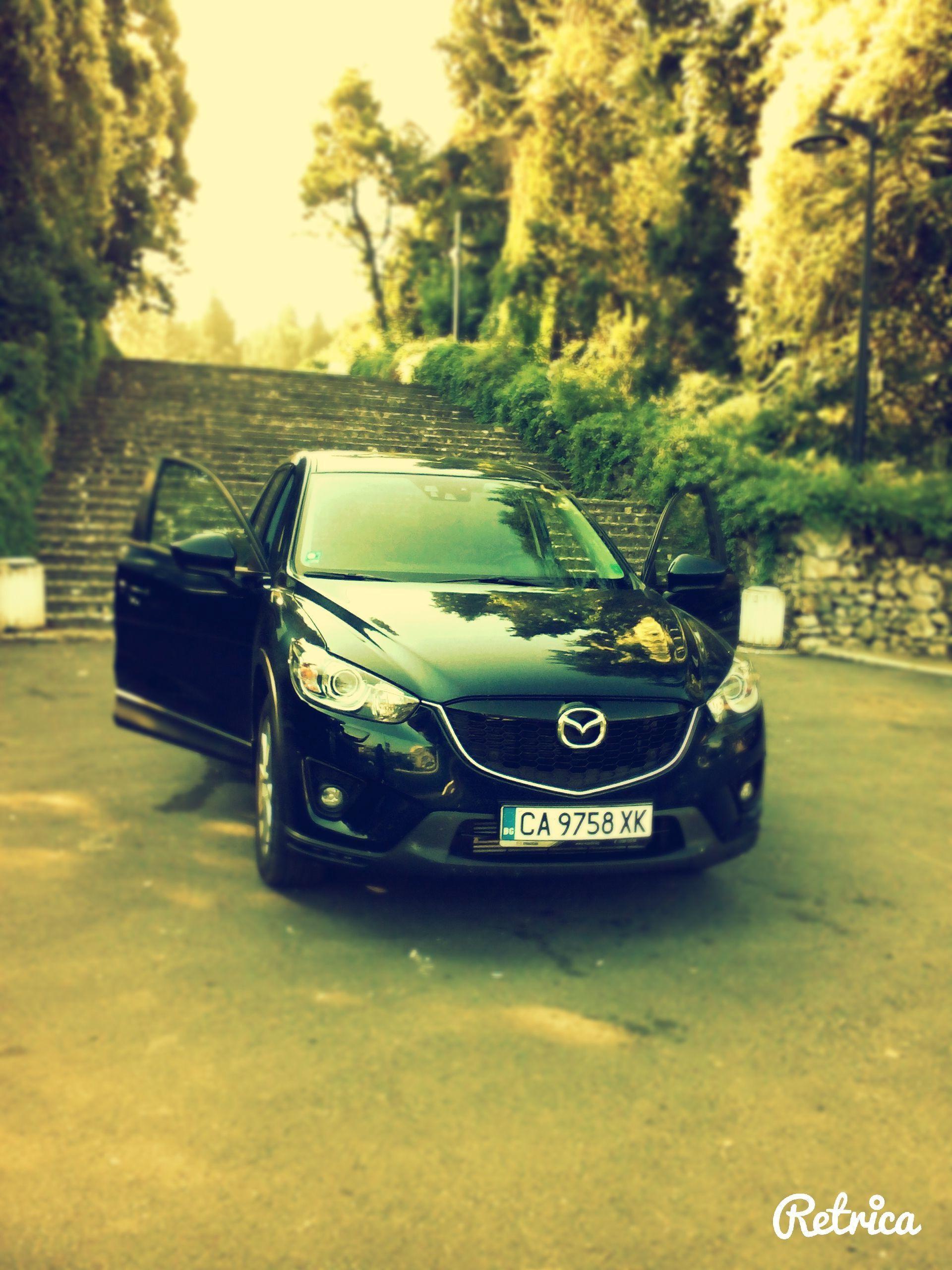 Mazda CX5 from fan of Mazda Bulgaria Mazda, Sports car