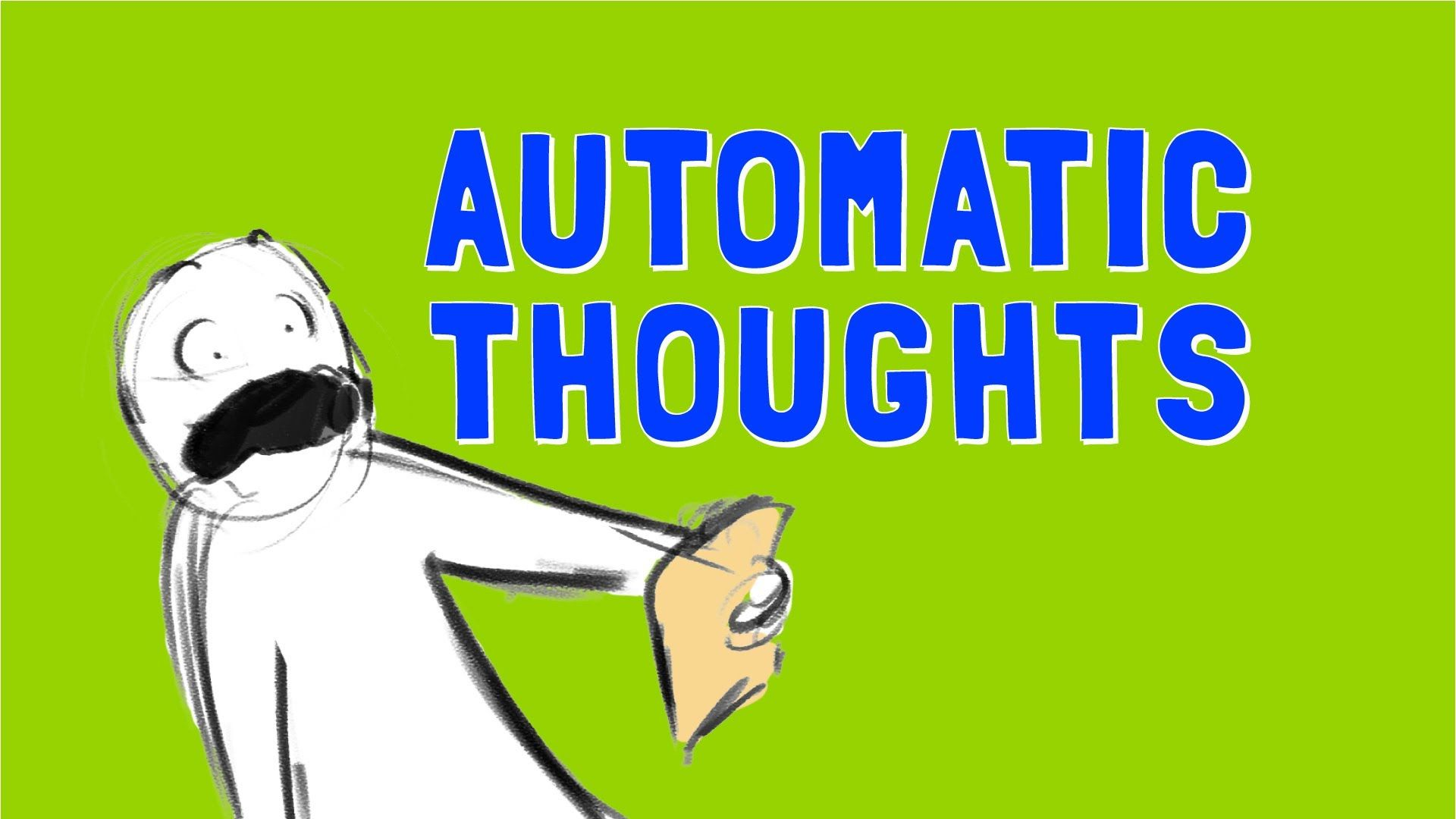 How To Deal With Automatic Thoughts By Wellcast