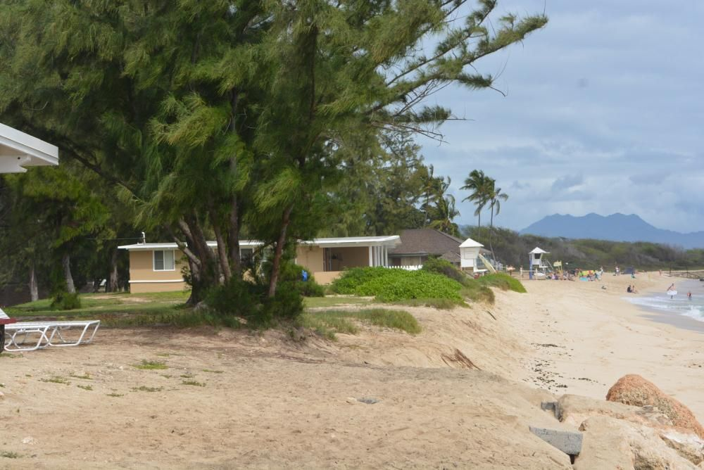 Navy cottages cabins rv sites more navy for Oahu camping cabins