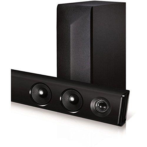Lg Electronics Soundbar Sound Bar Model Channel 300 Watt With Wireless Subwoofer