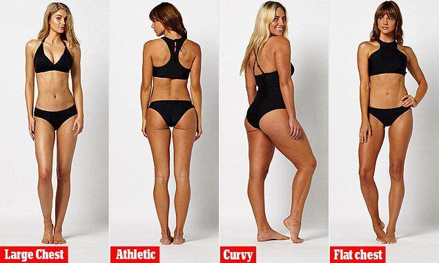 Perfect Body Women Size