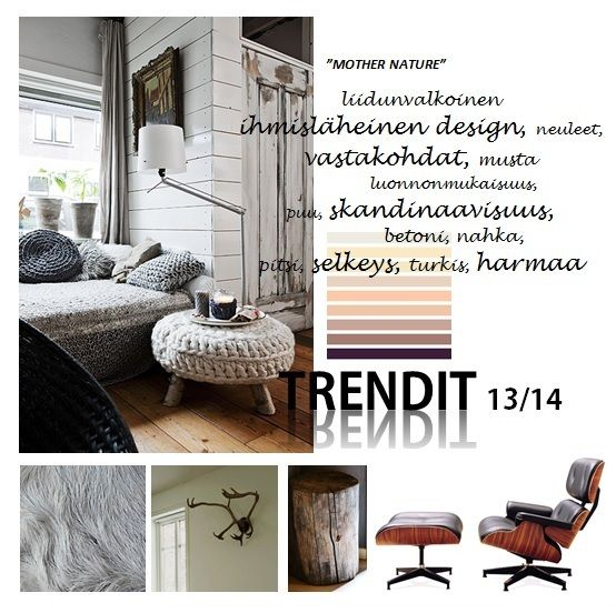 Trend Board / natural scandinavian style