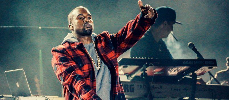 Kanye West: brano a sorpresa per la gioia dei suoi fan