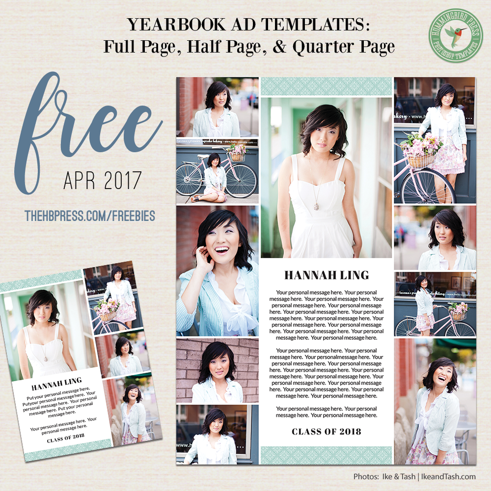 3) Year Book Ad Templates (Y10) | Senior ads, Yearbooks and Ads