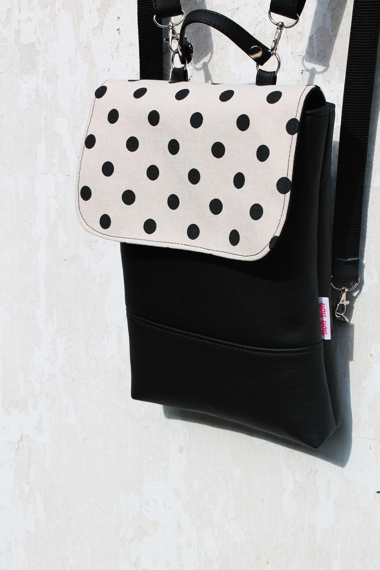 8004a28a888 Backpack+Mini+puntík+Městský+batůžek