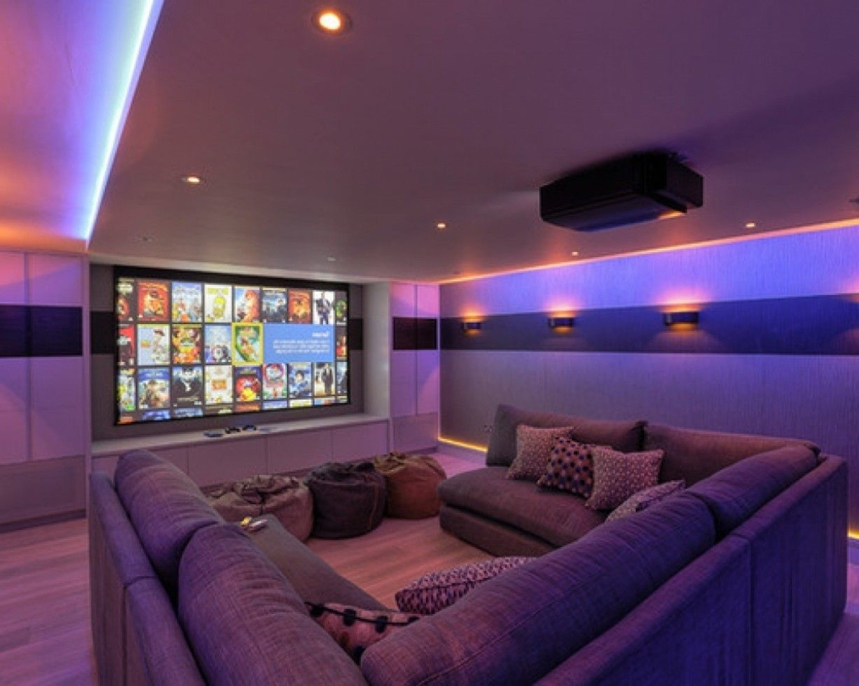 Home Media Room Designs Custom Home Theater Rooms