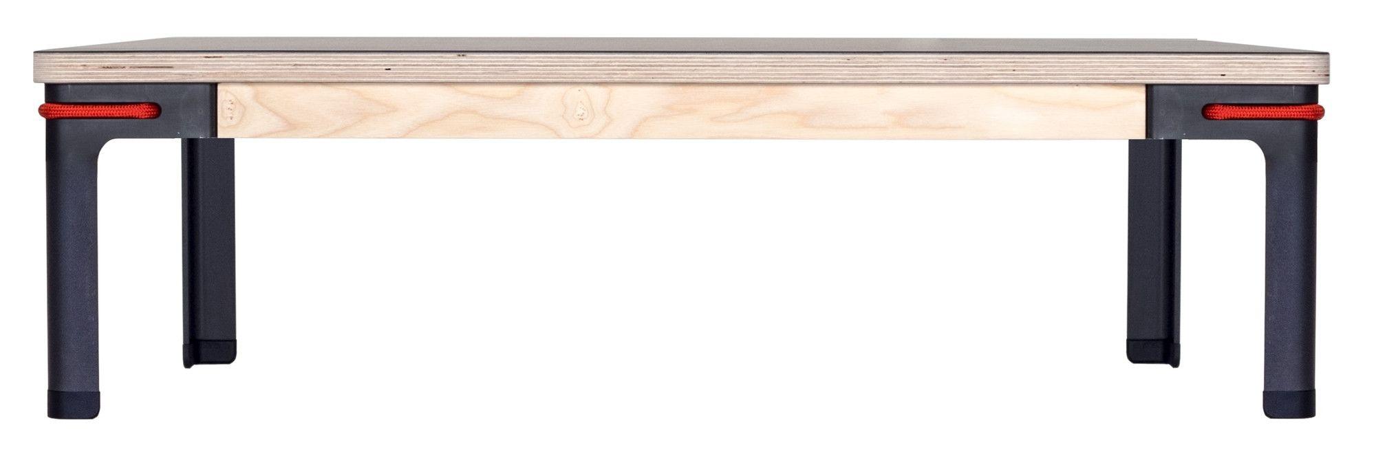 Minimales esszimmer dekor seiltänzer couchtisch von nils holger moormann  couchtische