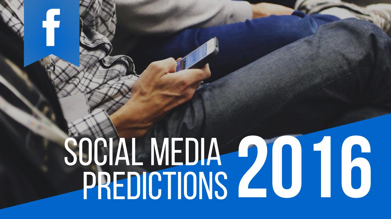 Facebook & Twitter & viele Live-Streaming-Tools: Was aber zählt ist dichter, guter, brand-homogener, synchronisierter, aber individualisierter, kanalspezifisch aufbereiteter und zugleich cross-channel bespielbarar Content: Media Marketing: 50+ Predictions for 2016 | Social Media Today